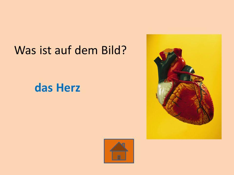 Was ist auf dem Bild? das Herz