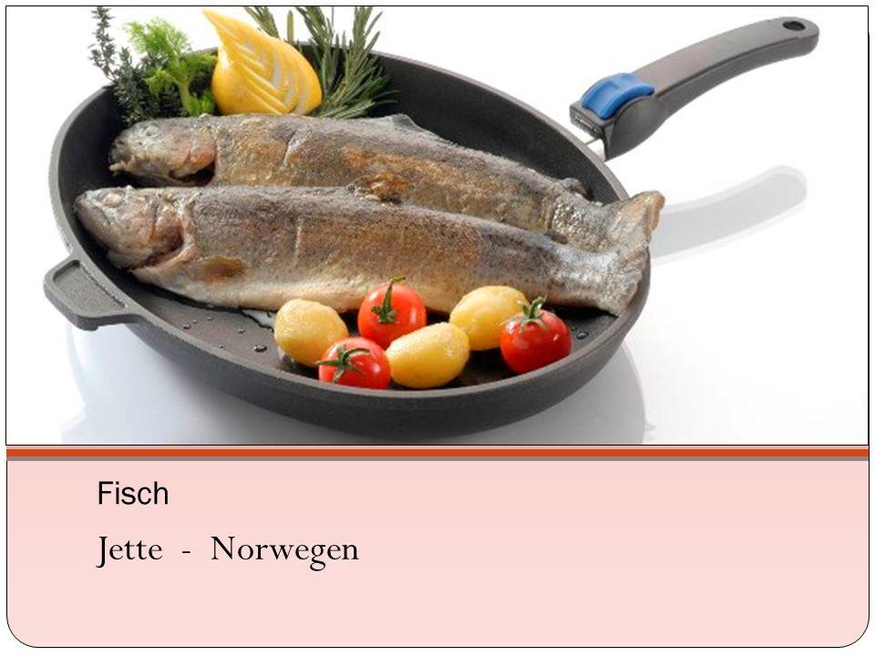 Fisch Jette - Norwegen
