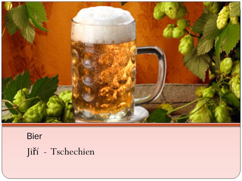 Bier Ji ř í - Tschechien