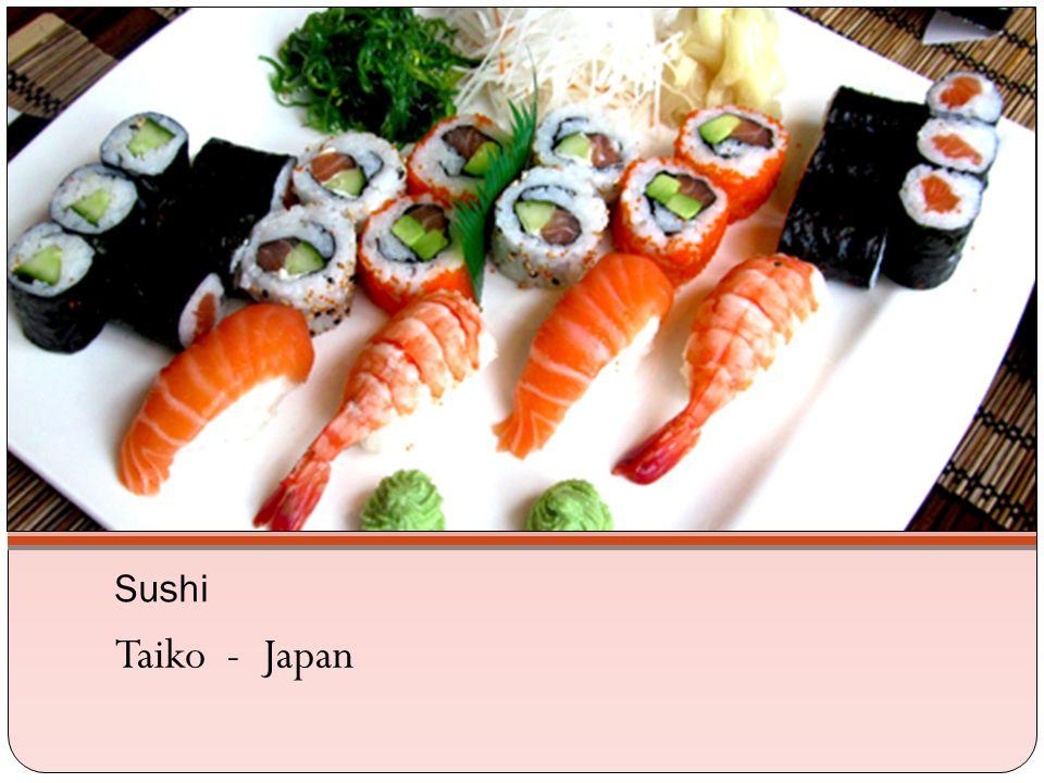 Sushi Taiko - Japan