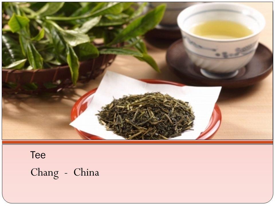 Tee Chang - China