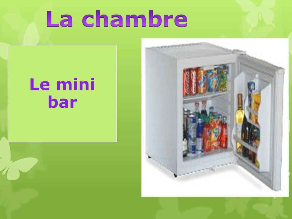 Le mini bar