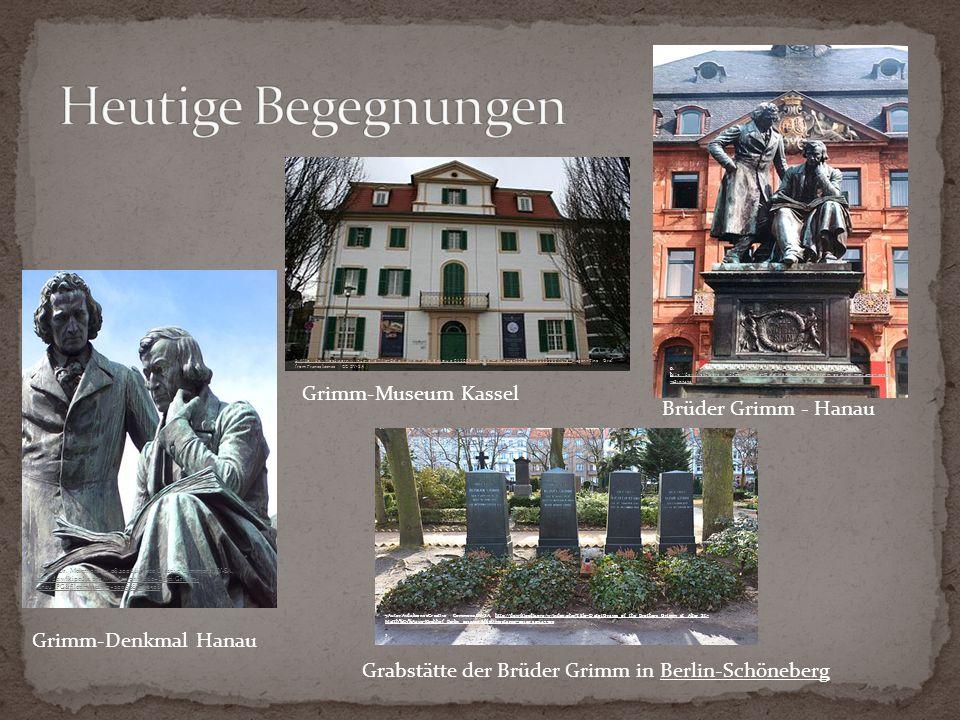 Grimm-Museum Kassel 5.