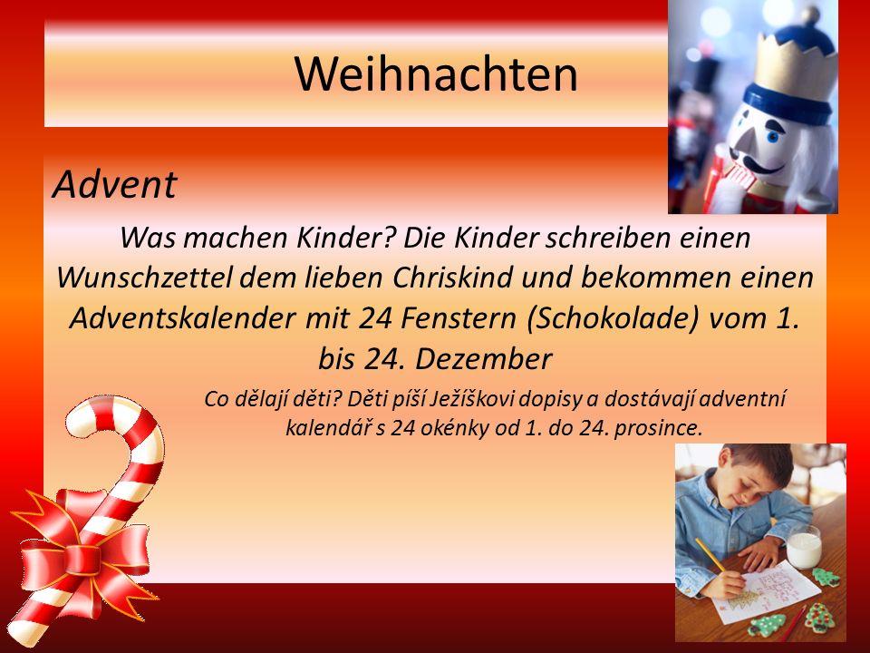 Weihnachten Nikolaus kommt Am 6.Dezember feiert man in Deutschland der Nikolaustag.