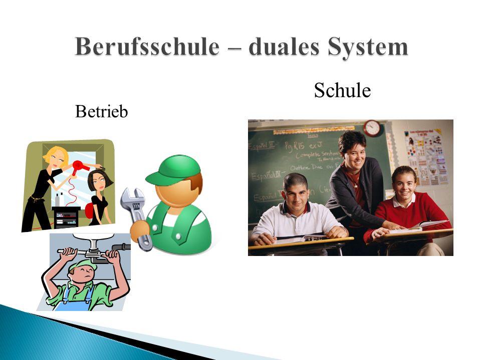 Schule Betrieb