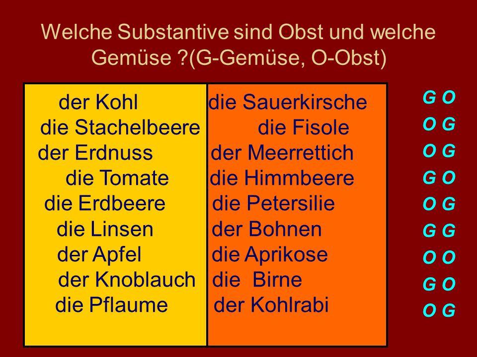 Welche deutsche Gerichte sehen Sie auf den Bildern.