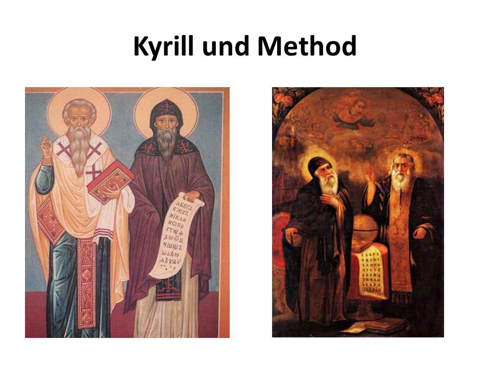 Kyrill und Method