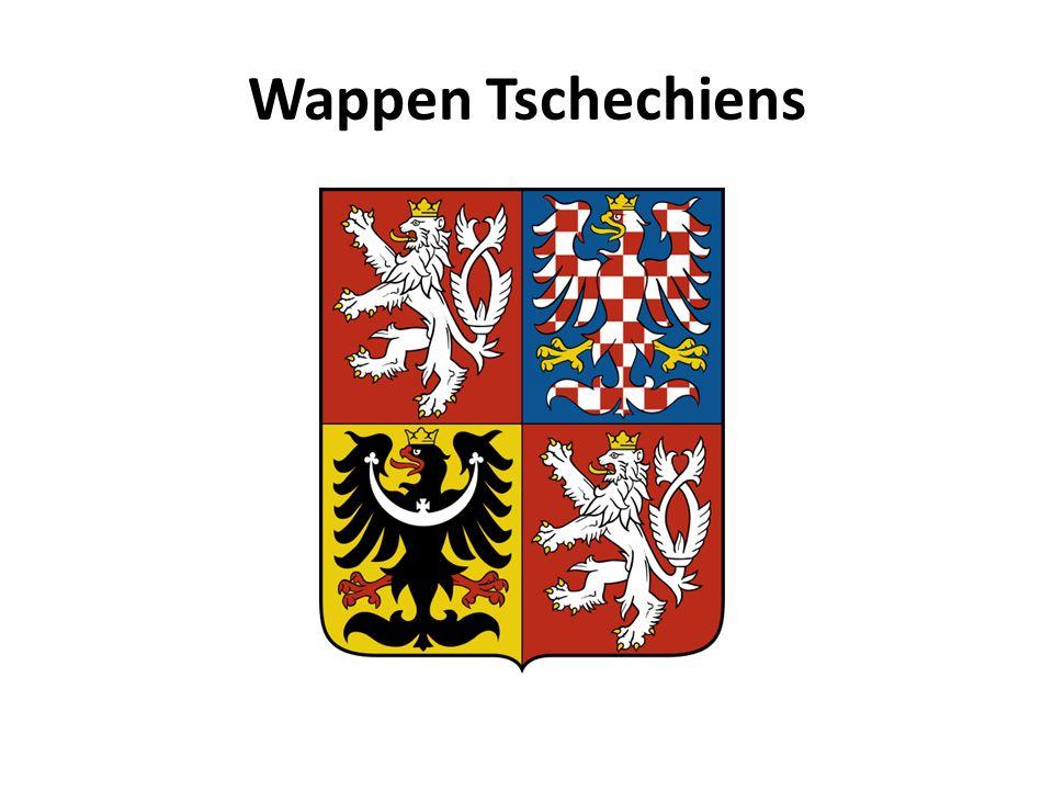 Wappen Tschechiens