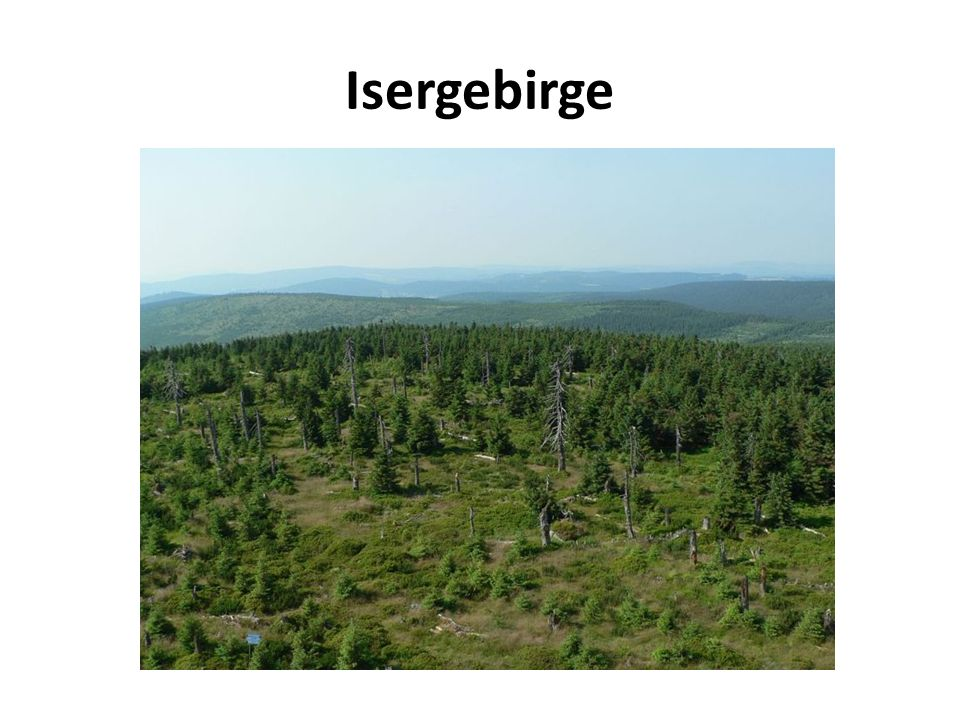 Isergebirge