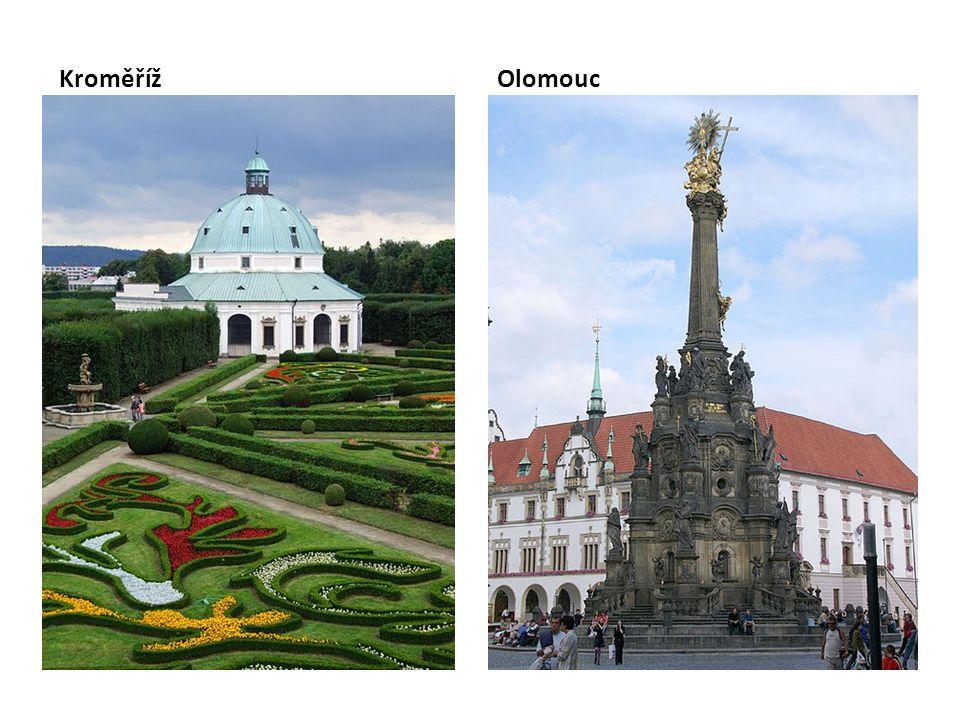 OlomoucKroměříž