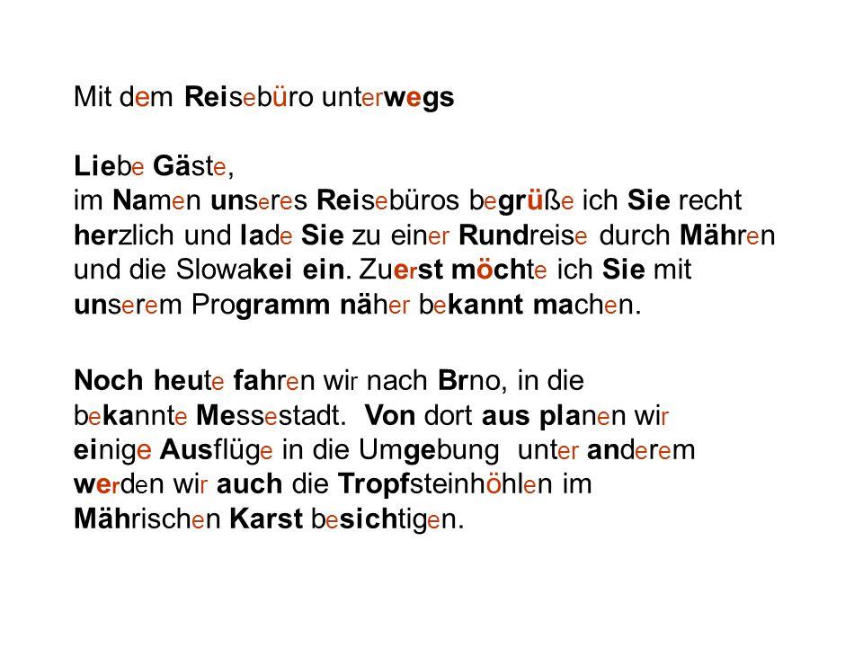 Německé dvojhlásky Němčina má tři dvojhlásky: ei, ai eu, äu au U všech německých dvojhlásek vyslovujeme druhý vokál slaběji než první.