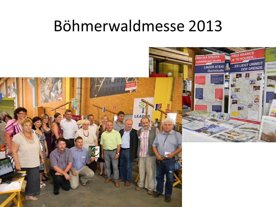 Böhmerwaldmesse 2013