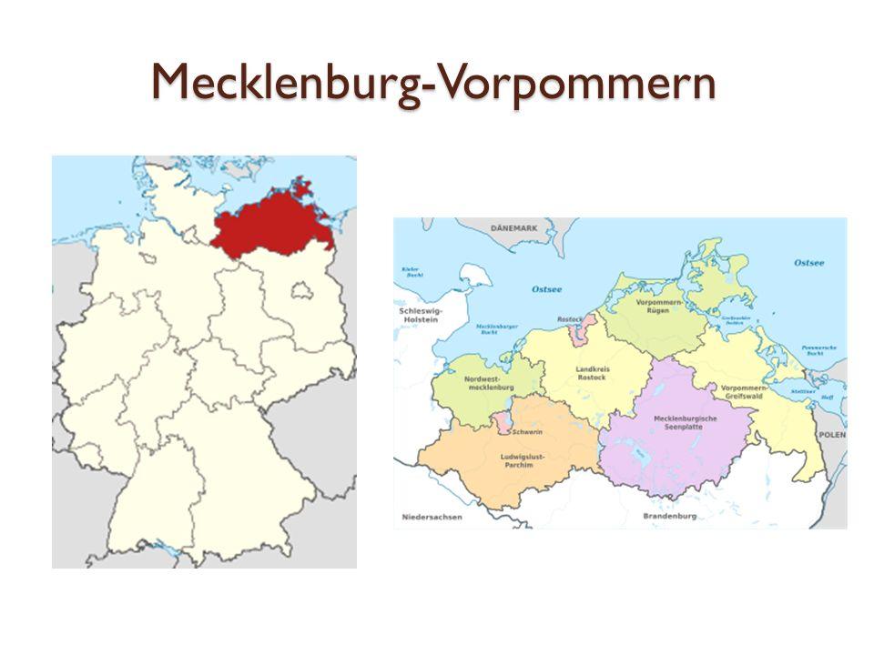 Mecklenburg-Vorpommern Rostock Schwerin Neubrandenburg Stralsund Greifswald Wismar Große Städte