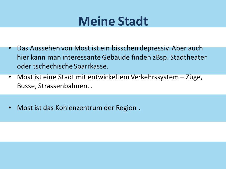 Hněvín Meine Stadt