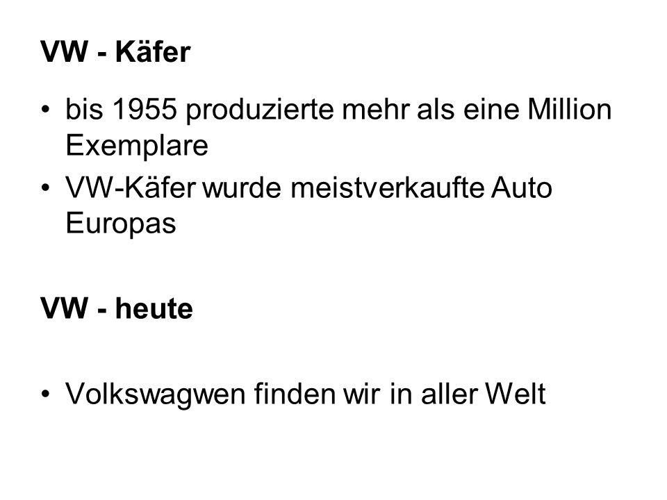 VW - Dresden