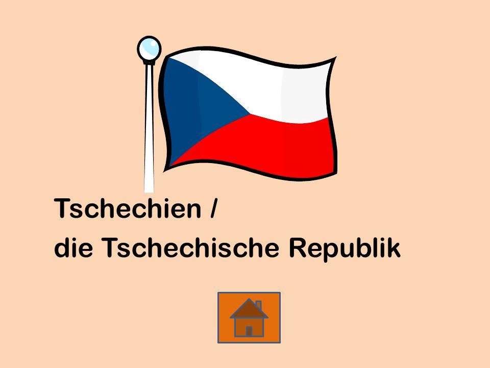 Tschechien / die Tschechische Republik