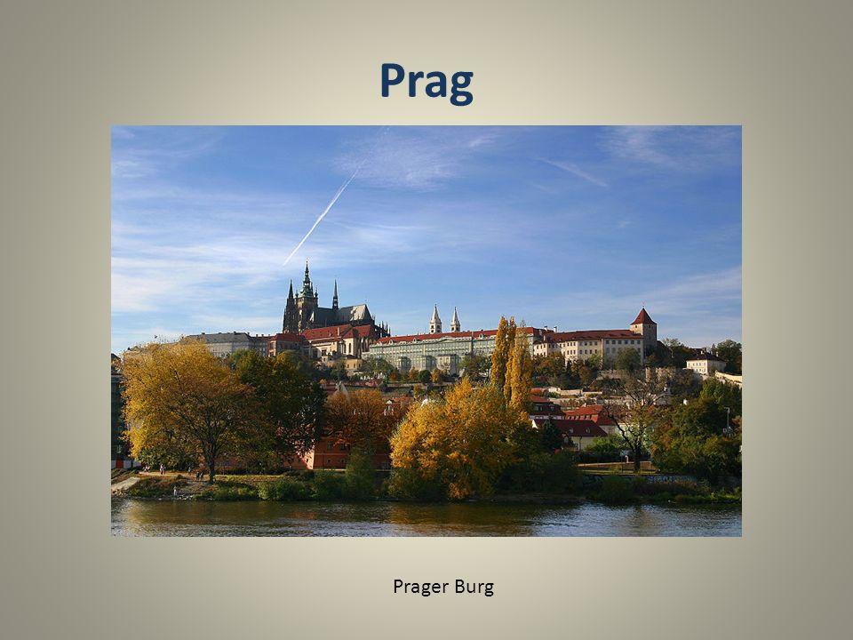 Prag Prager Burg