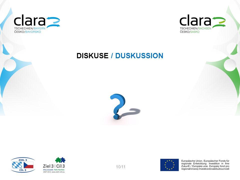DISKUSE / DUSKUSSION 10/11