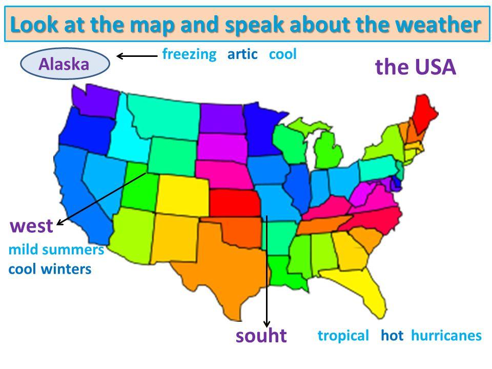 Exercises English Exercises: Weather Vocabulary online