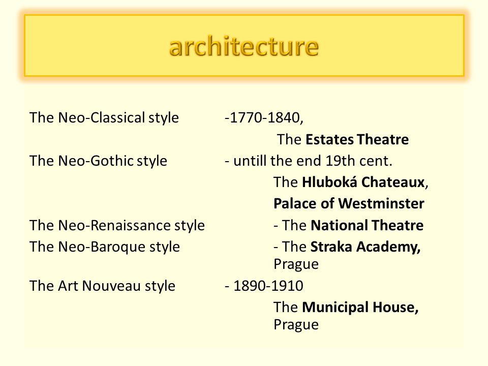 Rokokový sloh……………… sloh Nove Hrady Chateau 10