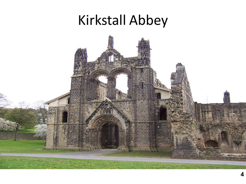 Kirkstall Abbey 4