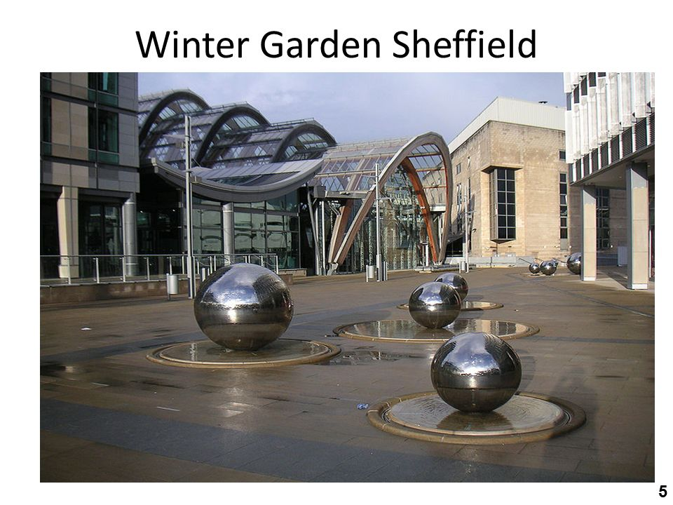 Winter Garden Sheffield 5