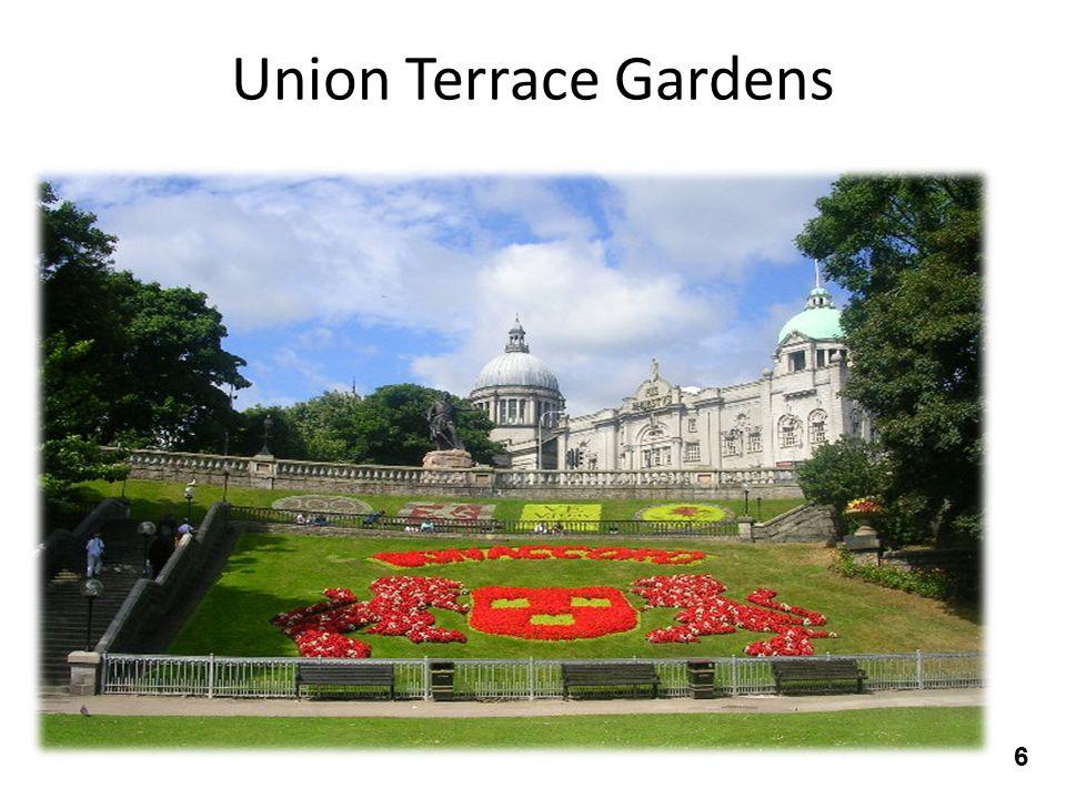Union Terrace Gardens 6