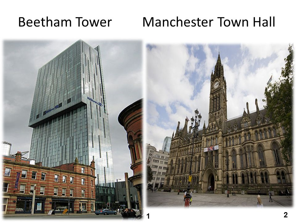 Manchester If you are unsure what to visit in Manchester, ask the locals for advice.