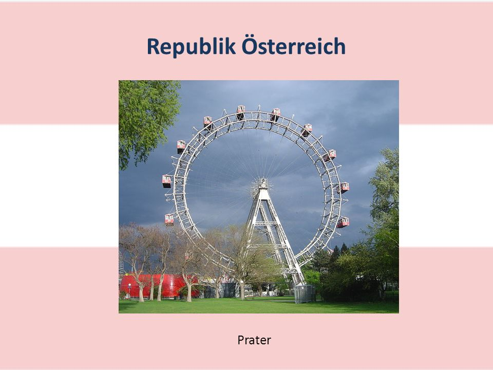 Republik Österreich Prater