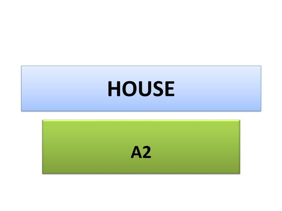 Different kinds of house 1)You live in a detached house if it stands in its own grounds.
