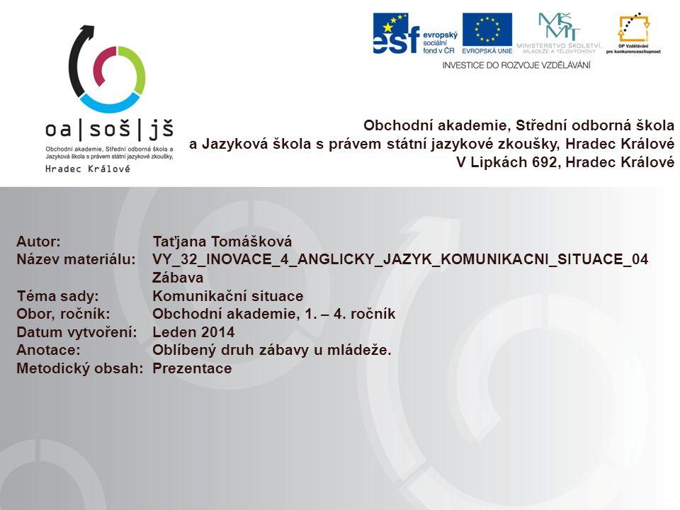 Czech Festivals Obr. 1