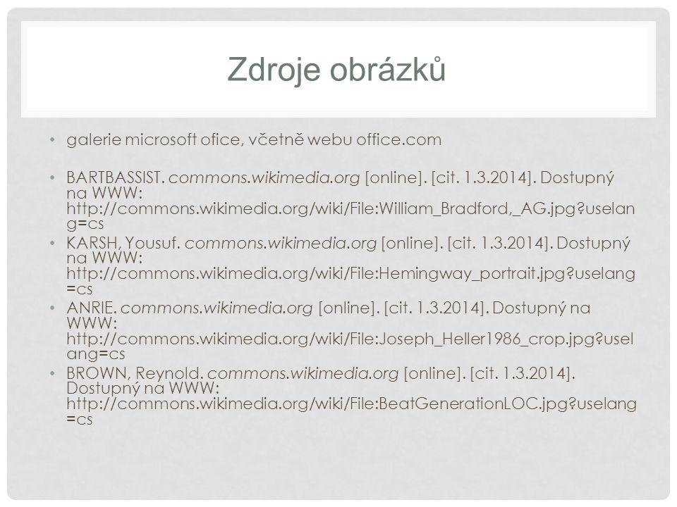 Zdroje obrázků galerie microsoft ofice, včetně webu office.com BARTBASSIST.