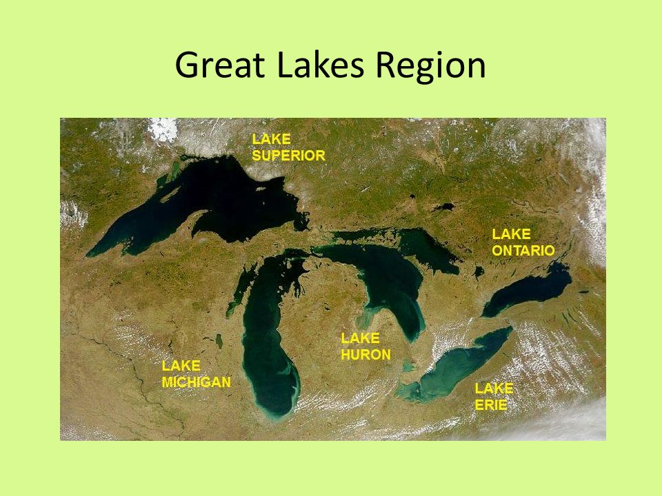 Great Lakes II supply drinking water to tens of millions of people in surrounding areas very popular among tourists tourist attractions: cruising ships, sport and commercial fishing water sports – yachting, diving, lake surfing, sea kayaking