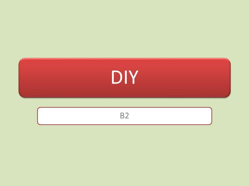 DIY B2