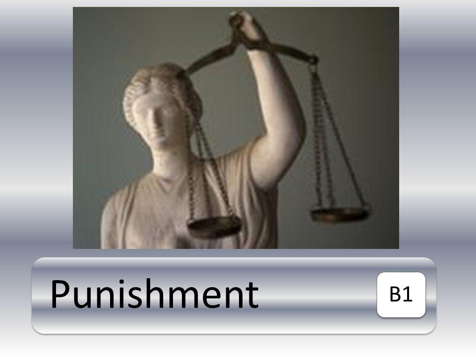 Verbs to practise: suspectarrestquestioncharge convictcommitsentencedefend fineimprison
