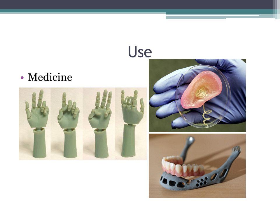 Use Medicine