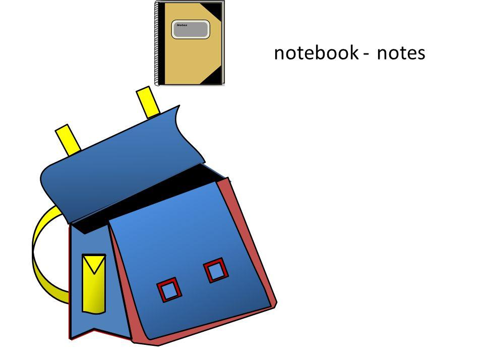 notesnotebook -