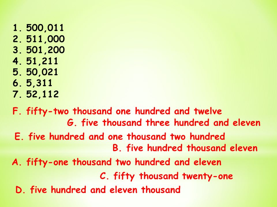 Which are correct.Delete the incorrect ones. 1. 300three hundreds three hundred 2.