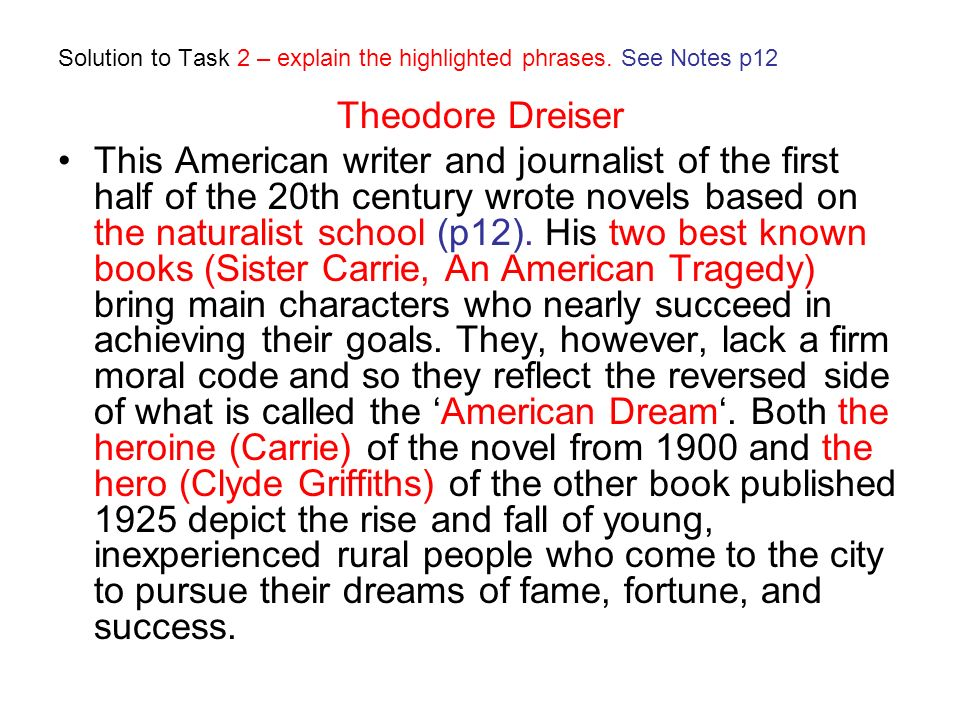 Task 3: Read the excerpt below and – give it a title …….