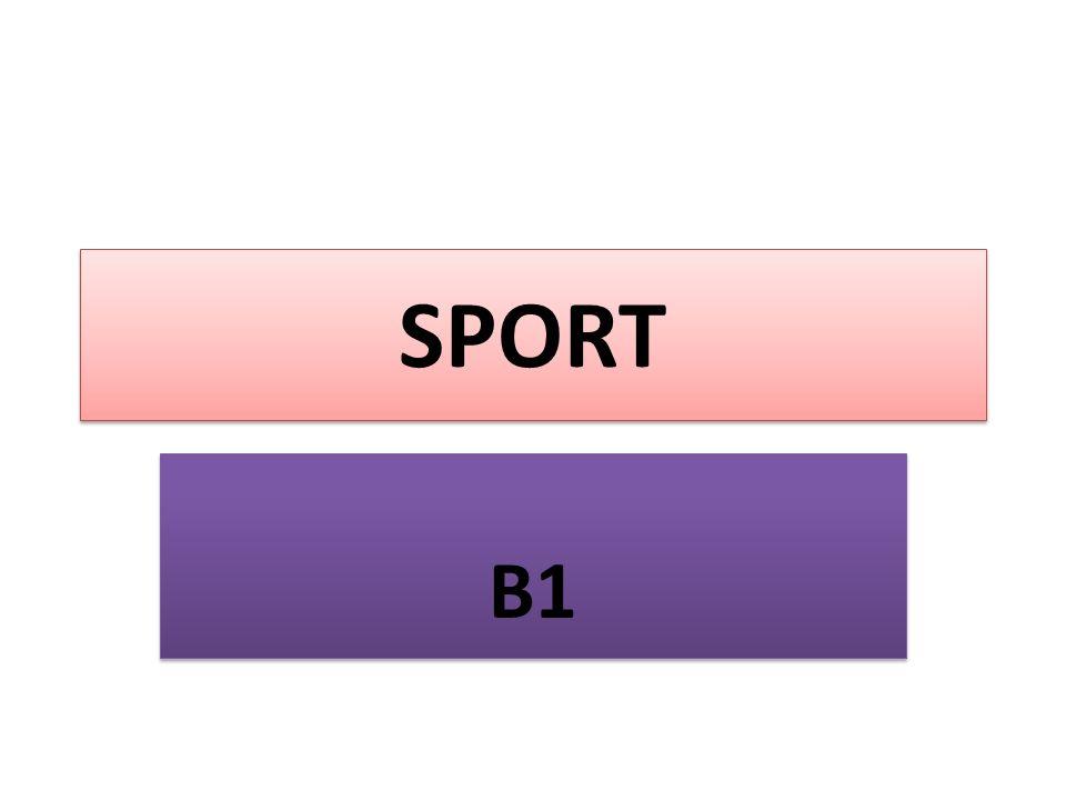 SPORT B1