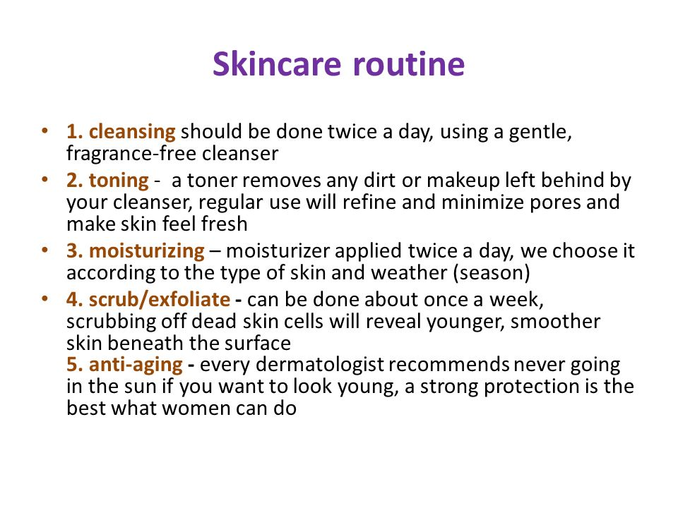 Skin problems Blackheads Acne Enlarged pores Sun spots Capillaries Rashes from skin products Pict.2 Wrinkles (Are they a problem?)