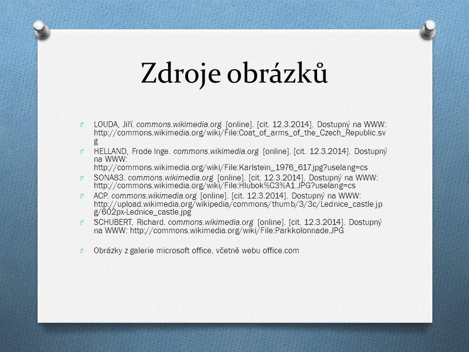 Zdroje obrázků O LOUDA, Jiří. commons.wikimedia.org [online].