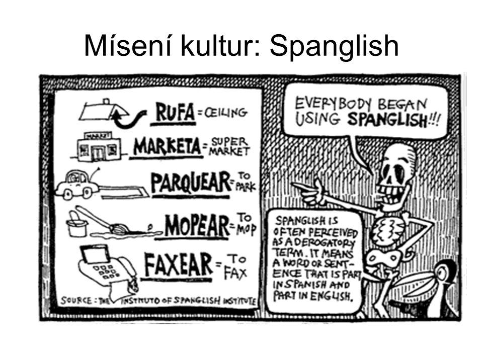 Mísení kultur: Spanglish