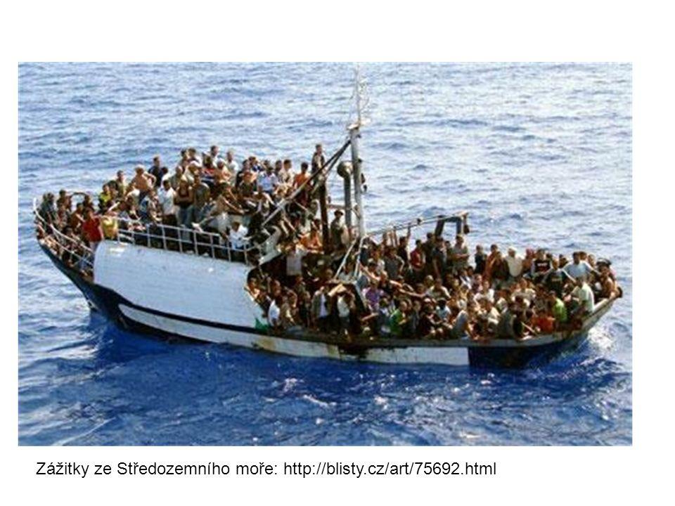 Zážitky ze Středozemního moře: http://blisty.cz/art/75692.html