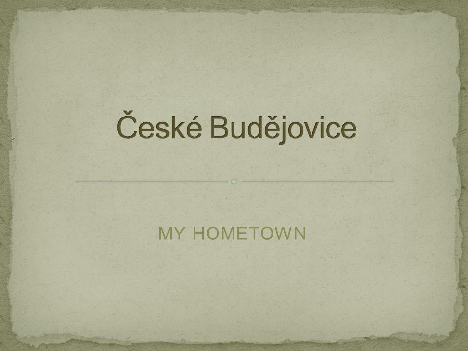 České Budějovice is sometimes referred to as _______ in English.