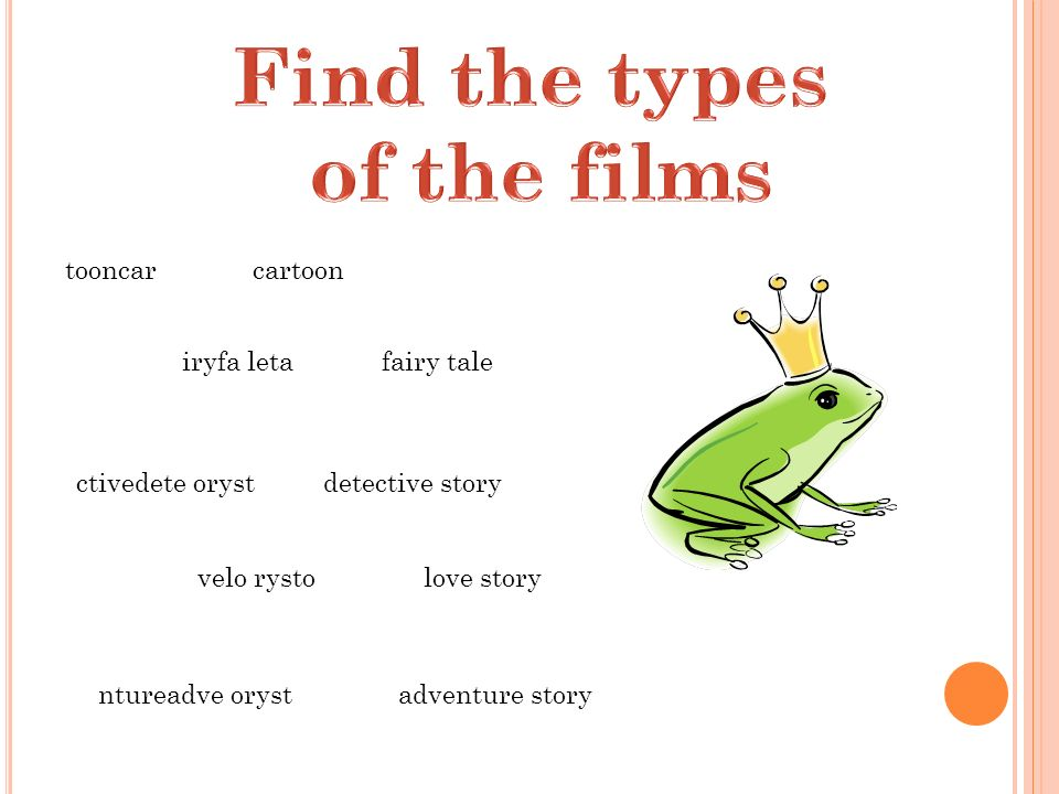 tooncar iryfa leta ctivedete oryst velo rysto ntureadve oryst cartoon fairy tale detective story love story adventure story