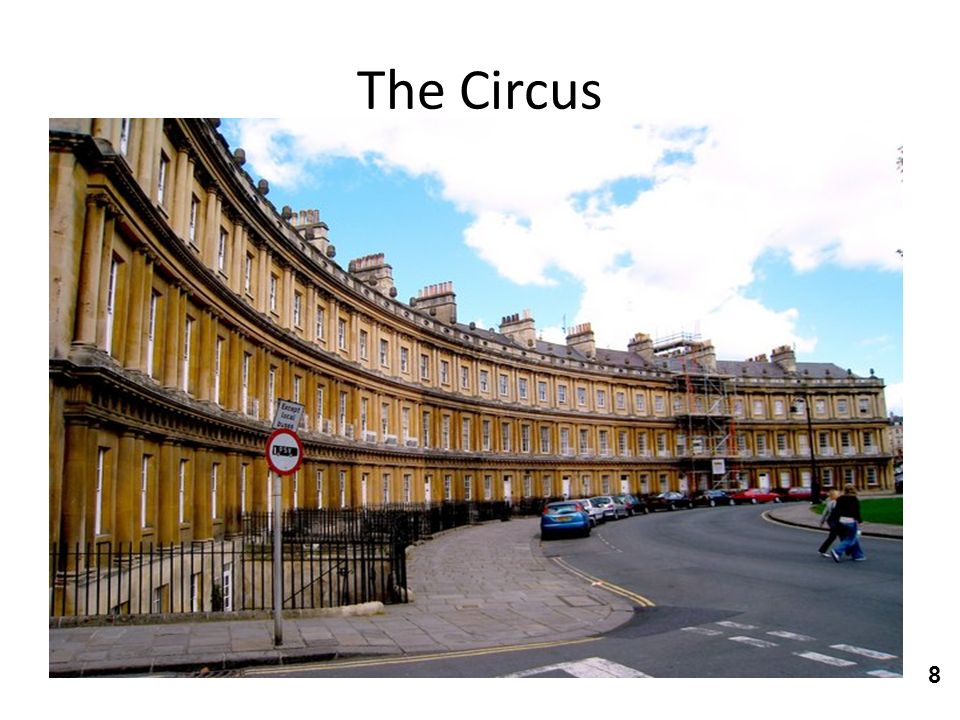 The Circus 8
