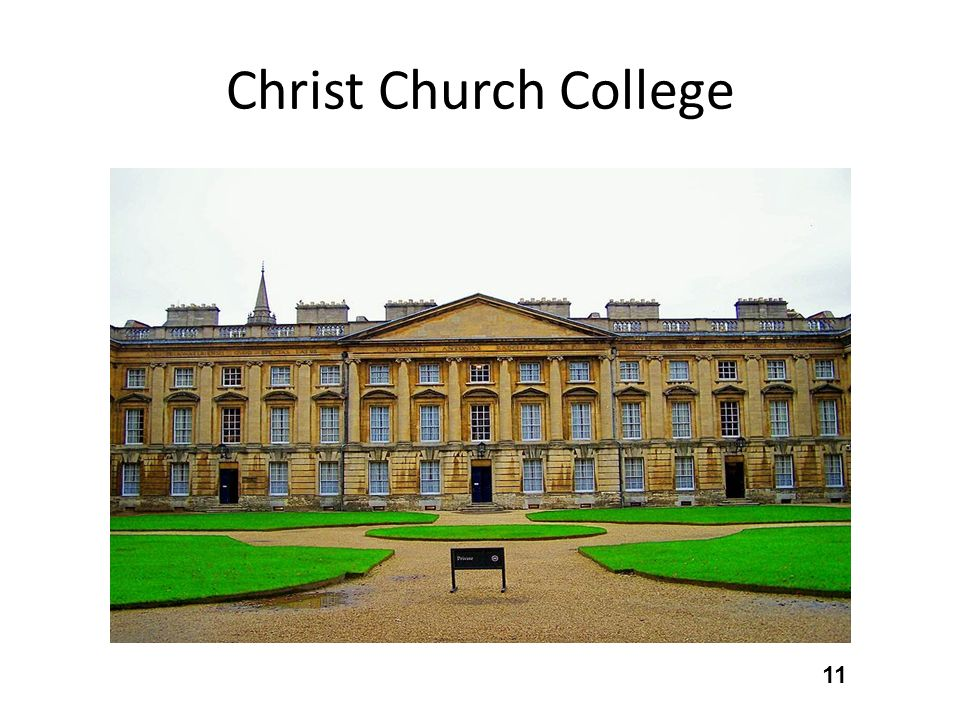 Christ Church College 11