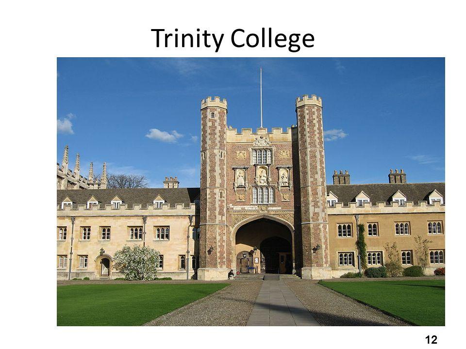 Trinity College 12