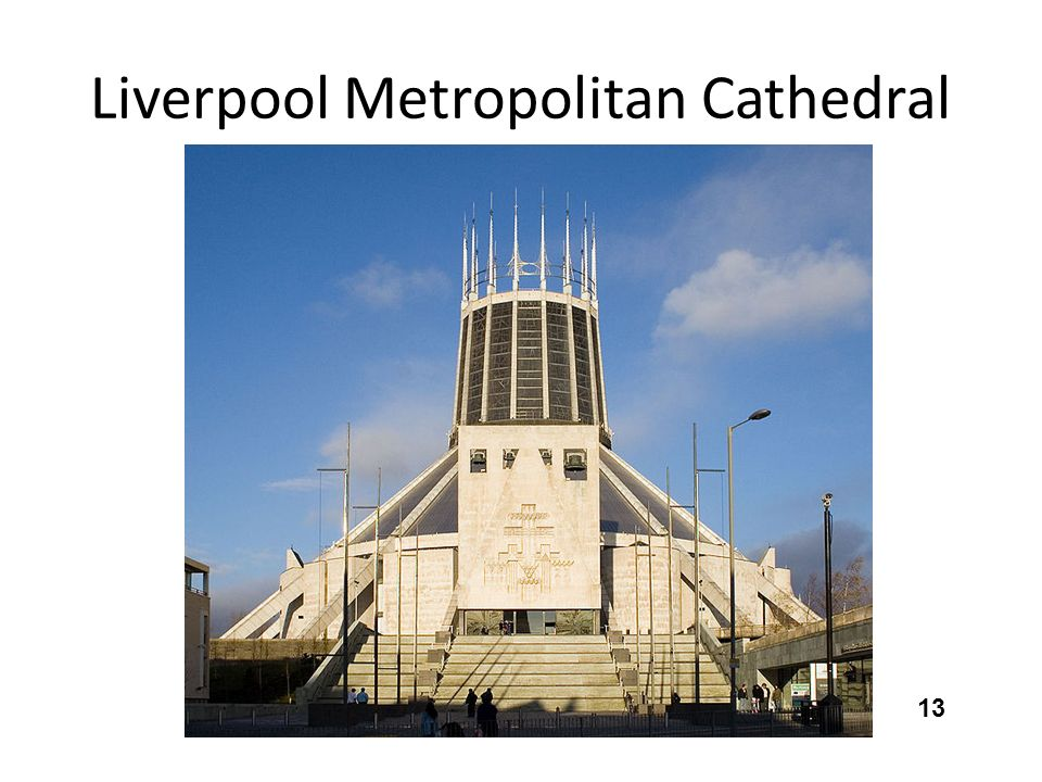 Liverpool Metropolitan Cathedral 13